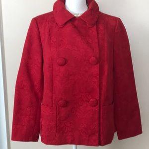 Talbots plus size jacket